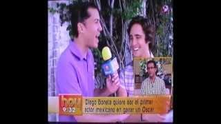 Video Entrevista a Diego Boneta en el programa HOY. download MP3, 3GP, MP4, WEBM, AVI, FLV November 2017