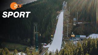 Tonis Schanzencheck in Titisee-Neustadt - Skispringen | SPORTextra - ZDFsport