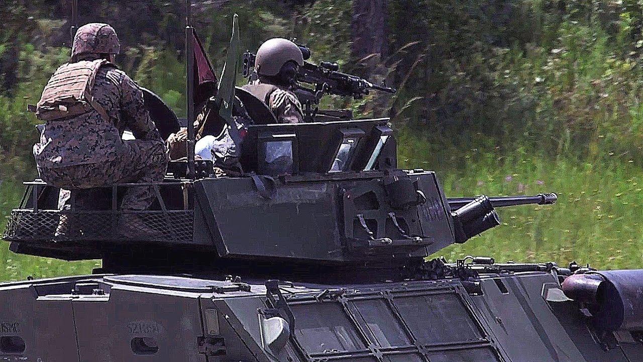 U.S. Marines • Light Armored Reconnaissance Battalion • Top Gun Challenge • Sept. 3, 2020