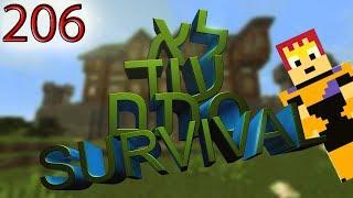 לא עוד סתם Survival-פרק 206|טרמפולינה!@#