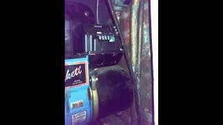 Noise from blower motor on Beckett burner