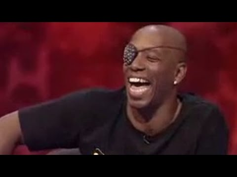 Ainsley Harriot, Ian Wright and an Eye Patch - They Think It's All Over - BBC sports comedy