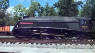 shunting dominion of canada at exporail