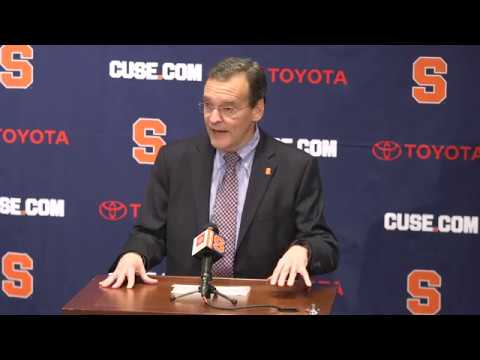 3 things Syracuse AD John Wildhack said about Dino Babers' contract extension