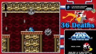 Megaman: Super Fighting Robot Blind/Buster Only/No E-tank Run - Part 06 - Axe Man