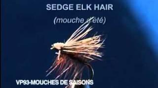Maîtrise des mouches pour la pêche - Documentaire français