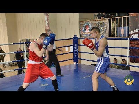 Військове телебачення України: Турнір з боксу в Сухопутних військах