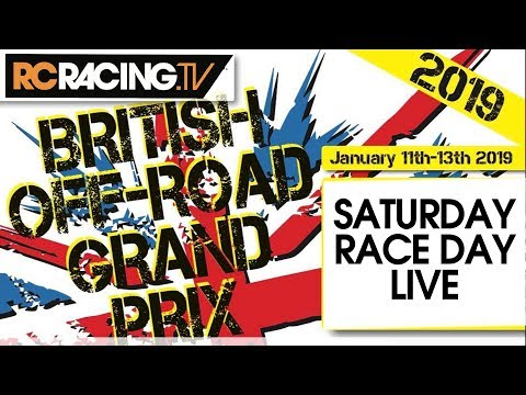 British Off Road Grand Prix 2019 - Saturday Race Day