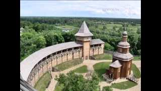Батурин, віртуальна екскурсія(Віртуальна екскурсія Батирином, це коротенька программа на 12 хв. про основні події і місця Батурина. Тврорч..., 2013-06-19T07:30:34.000Z)