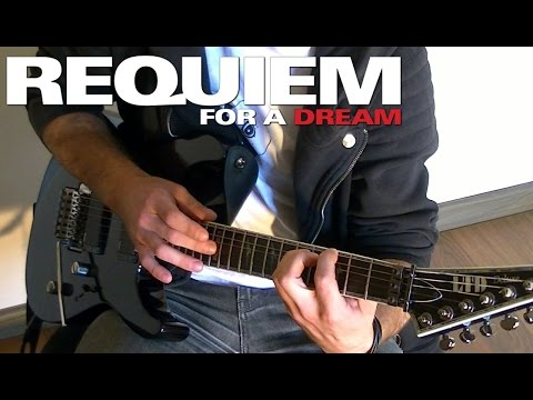 Requiem for a Dream Soundtrack: Lux Aeterna Guitar Cover