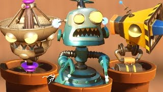 Plants vs. Zombies: Garden Warfare 2 - Every Spawnable Bot & Zombie! thumbnail