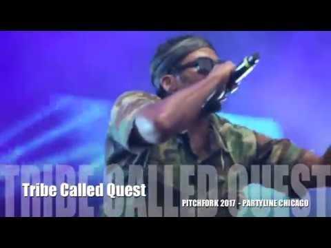 A Tribe Called Quest - PITCHFORK 2017