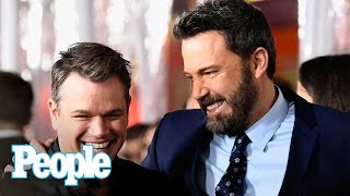 Ben Affleck Picks The Best Boston Accents In Movies | People NOW | People
