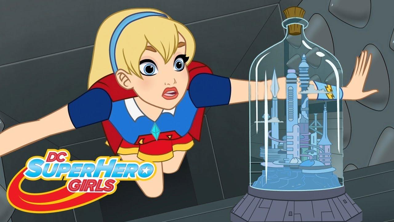 Download Bottle Episode | 504 | DC Super Hero Girls