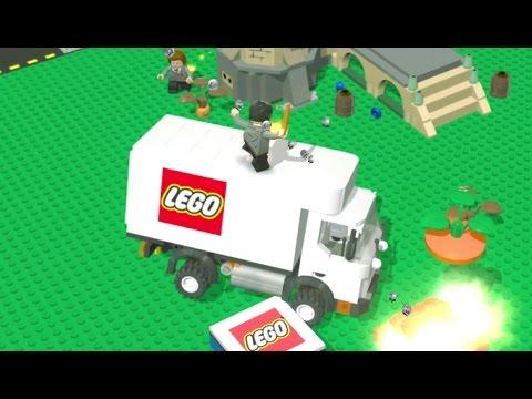 Lego Harry Potter Remastered Years 5 7 Bonus Level 1 Million Stud Challenge Youtube