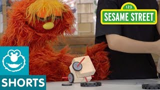 Sesame Street: Designing Cars | Murray's Science Experiments