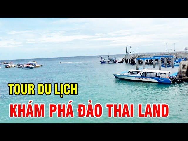 TOUR DU LỊCH KHÁM PHÁ ĐẢO THAILAND PATTAYA