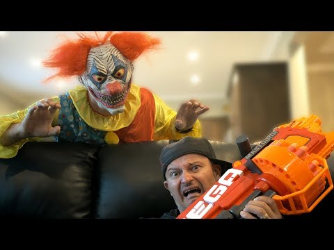 IT Movie 2017 - NERF Edition