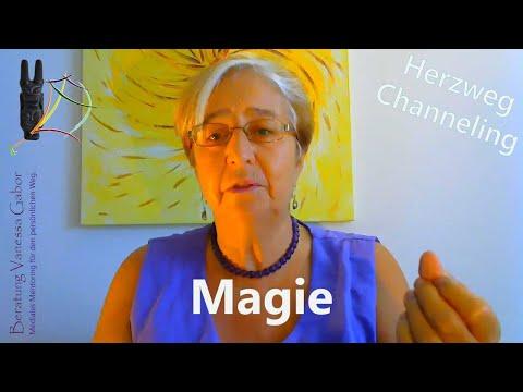 Beratung Vanessa Gabor ¦ Herzweg ¦ Magie