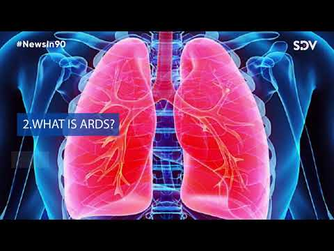 What is the chemical substance found in the tested meat? What is ARDS?: News In 90.