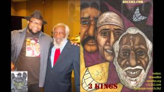 Baba Dick GREgory: False Flags GaloRE, Martial Law 2016, Organized Hate, & THE Truth About Christmas