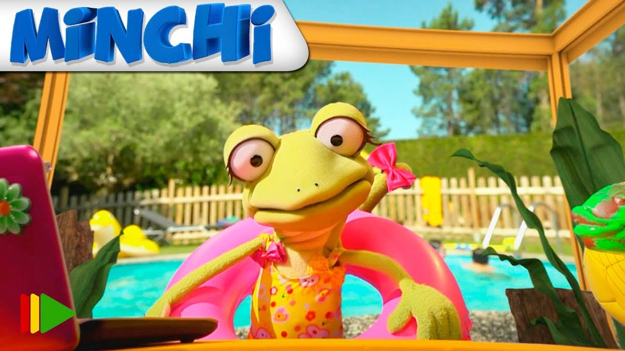Las Aventuras de Minchi | Episodios para NIÑOS | Agua dulce, agua salada y MÁS | +12 minutos