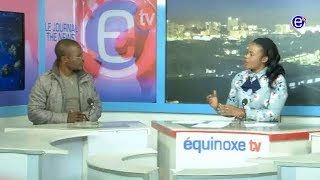 THE 6PM EQUINOXE TV THURSDAY MAY 03rd 2018