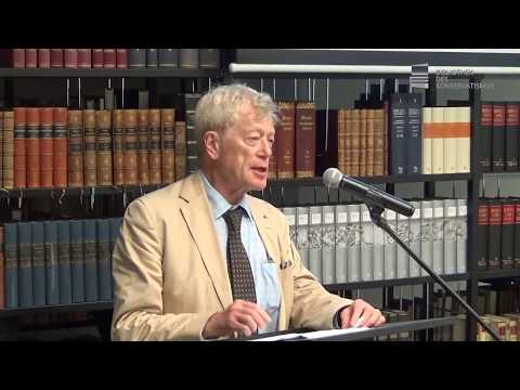 Roger Scruton: On Being Conservative