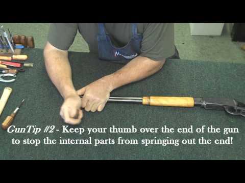 Gunsmithing: Winchester Model 94 .30-30 Part 1 (Gunworks)