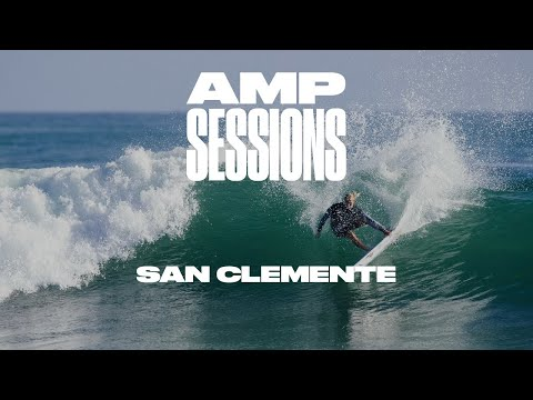 Pat, Dane And Tanner Gudauskas Shred The First South Of Summer At Home | Amp Sessions: San Clemente