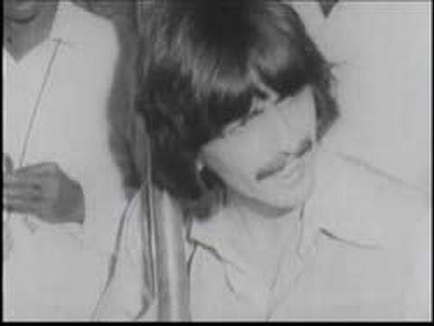 George - EMI Studio, Bombay, India (10.01.1968) (Filmed 11.01.1968)