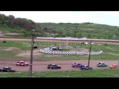Hidden Valley Speedway 5-4-19 4 Cylinder Make-Up Feature 5-11-19