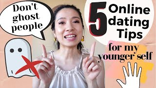 5 Online Dating Advice for My Younger Self- 2019 Dating App Tips ( Prep for Dating Success!)