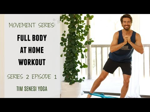 Movement Series - Full Body at Home Workout (Series 2 - Ep 1)