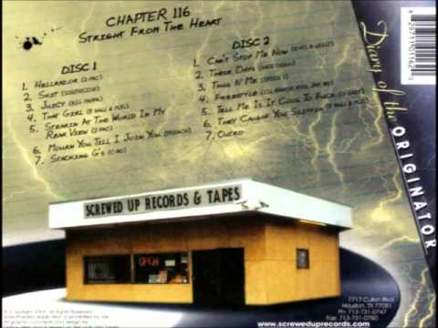 DJ Screw - Straight From The Heart (Disk 1 & 2)