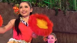 スパリゾート・ハワイアンズ ダンシングチーム ポリネシアンショー