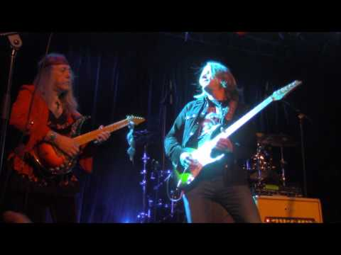 Uli Jon Roth & Andy Timmons EPIC All Along the Watchtower Jam Dallas 2/13/2017