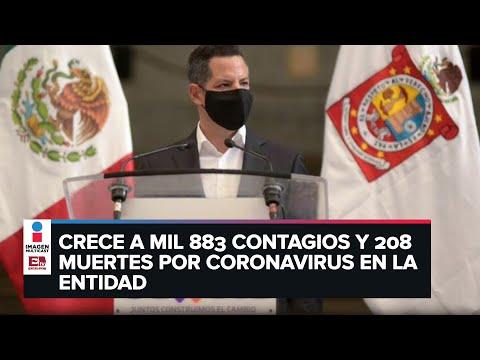 Gobierno de Oaxaca pide aislamiento total para frenar contagios de Covid-19
