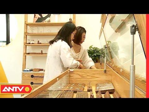9x khởi nghiệp thành công nhờ kinh doanh trang sức chế tác | Mỗi ngày một nghề | ANTV