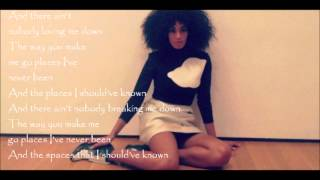 Solange ft. Kendrick Lamar Looks Good With Trouble [LYRICS]