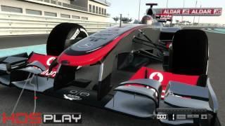 F1 2012 - Gameplay PC   HD (Tutorial)