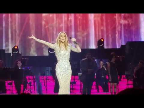 Celine Dion - Because You Loved Me - May 22nd, 2018