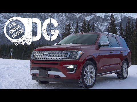 2019 Ford Expedition Review: One of my Favourite SUVs