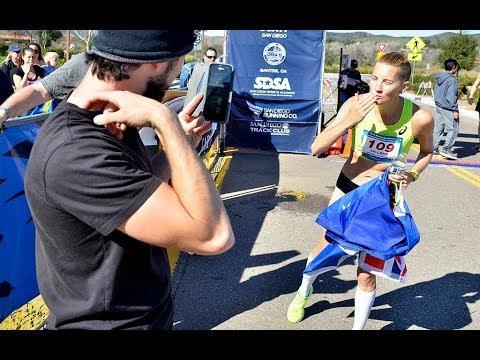 Tallent, Velasquez win at USATF 50K Race Walk