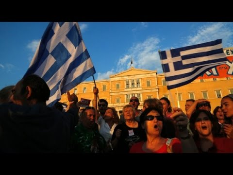 Greece: We're the 'antelope at the bottom'...