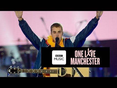 Justin Bieber - Cold Water (One Love...