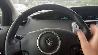 Тест драйв Renault Scenic 1.9td 2006г