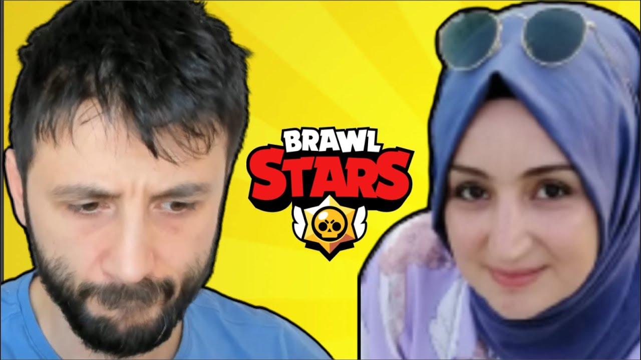 EŞİM OYUNU BIRAK DEDİ 😯 Brawl Stars