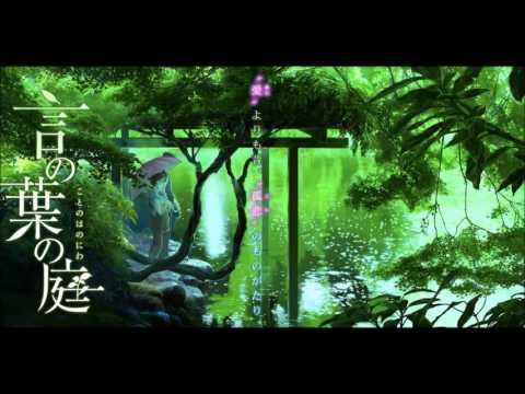 Kotonoha no Niwa OST - 02 - Greenery Rain