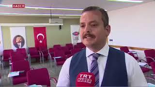 Kaymakamlar TRT'de Diksiyon, Güzel Konuşma ve Hitabet Eğitimi Aldı